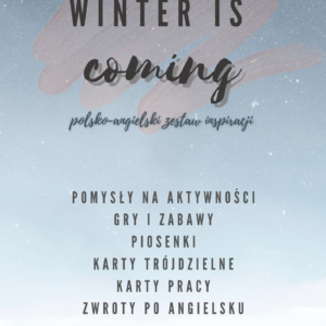 "eBook ""Winter is coming"" PL-ANG"