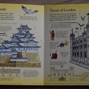 See Inside Famous Buildings, wyd. Usborne