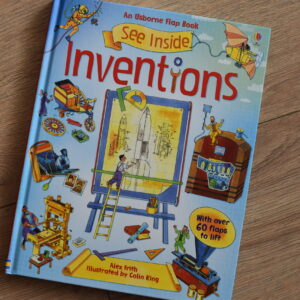 See Inside Inventions, wyd. Usborne