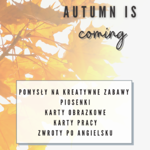 """eBook """"Autumn is coming"""" PL-ANG"""